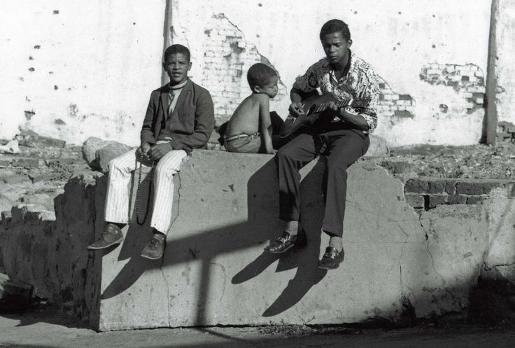 District Six in Cape Town was once home to a number of the jazz musicians