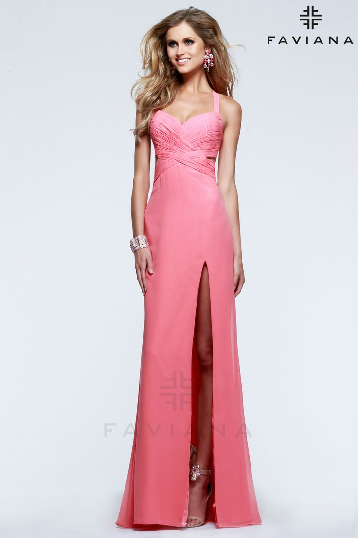 16 best Faviana images on Pinterest | Formal dress, Brand ambassador ...