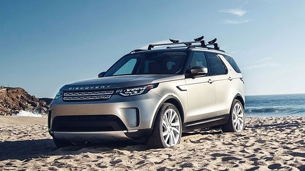 Salon Auto Bruxelles 2017: les nouveautés Jaguar-Land Rover