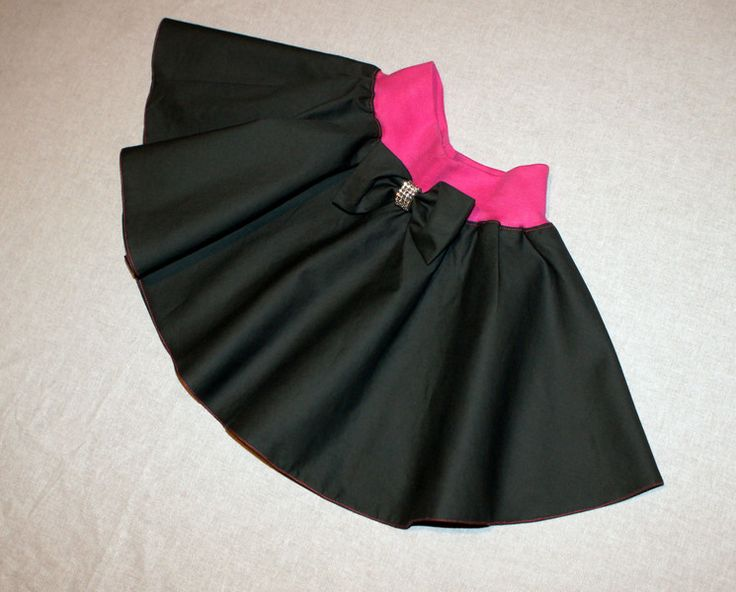 lovley skirt girls 98/104 from Desingscom Monika Nowak by DaWanda.com