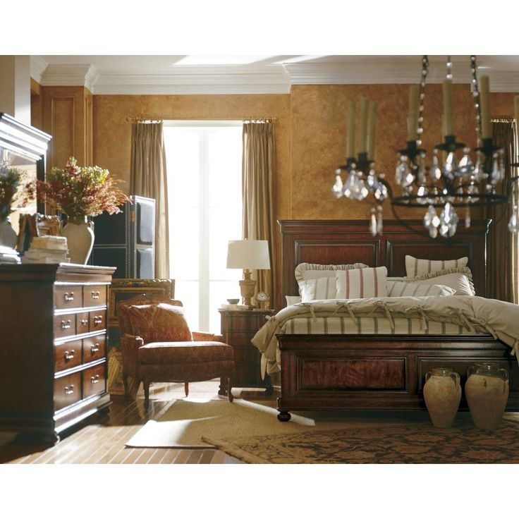 Perfect Louis Philippe Mansion Panel Bed   Sleep Like Royalty Nestled In The Louis  Philippe Panel Bed . This Heirloom Quality Bed Is Crafted Of Select  Hardwoods, ...