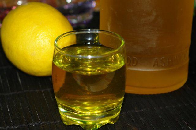 "Лимонный ""Спотыкач"""