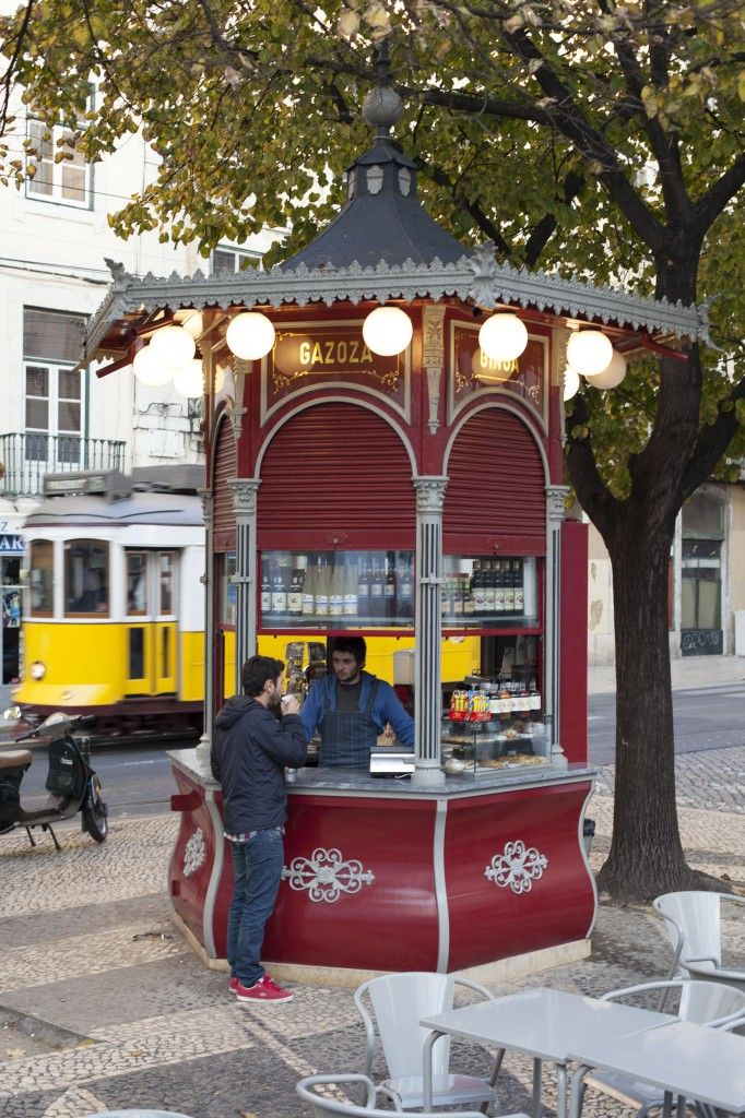 kiosque/Kiosk/Quiosque, Lisboa, Portugal