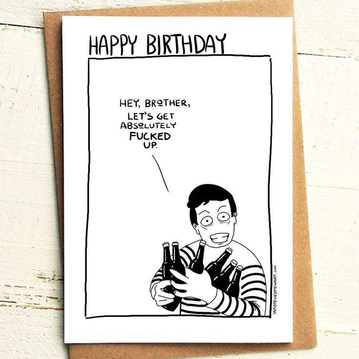 Let's get DRUNK Birthday Card - Brutally Honest Cards | Let's get drunk | Scottish | Bevvy | on the lash | reeking | by iamstevestewart on Etsy