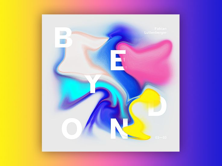 Fabian Luttenberger - Beyond by Lukas Haider