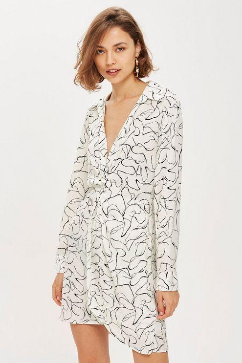 4086407cce0 Obsession Twist Mini Dress   w a r d r o b e   Fashion, New dress ...