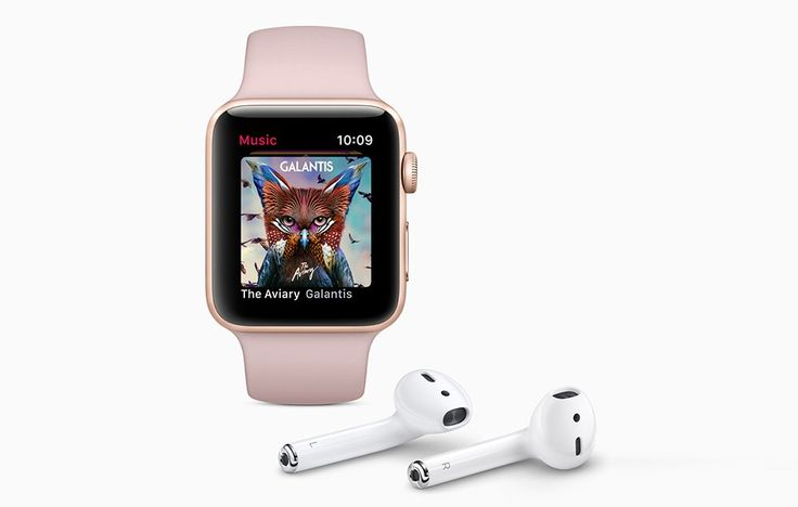 Apple Watch Series 3 to Launch Phone-Free Streaming Music || You can pick genres of music or ask to hear Nike's running playlist