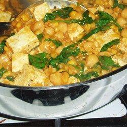 Spinach Chickpea Curry Recipe - Allrecipes.com