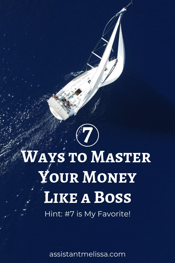 7 Ways to Master Your Money Like a Boss – 8. Blogging Group