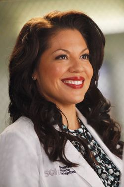 Callie Torres @ SGMW Hospital - If/Then episode.