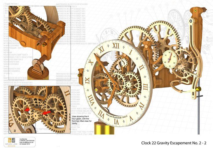 17 Best images about Clockwork Mechanisms on Pinterest