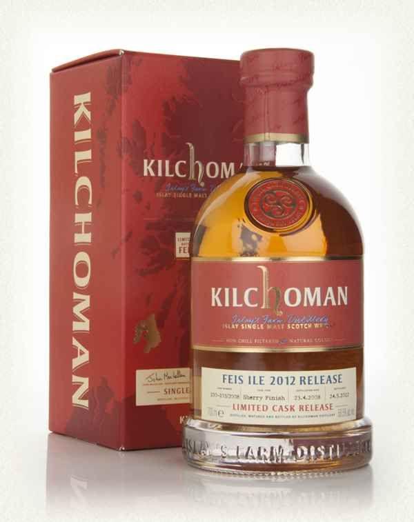 Kilchoman Feis Ile 2012 - Limited Cask Release