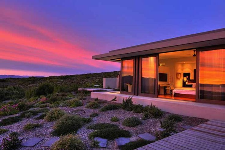 Grootbos Nature Reserve, a boutique hotel in Gansbaai
