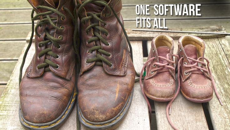 One Software fits All