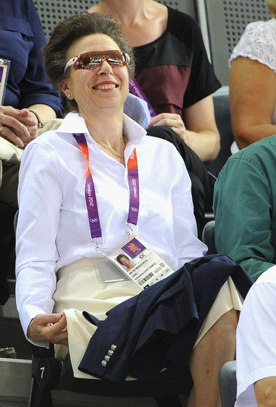 Princess Anne Photo - Olympics - Day 6 - Royals at the Olympics