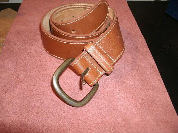 Vintage Klepper pour ceinture en cuir véritable Kamron