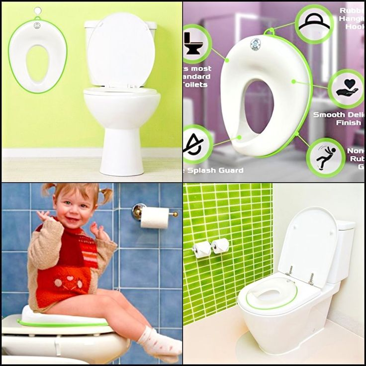 Potty Training Toilet Seat for Boys and Girls Portable Toddler Chair Travel Seat #LilMate
