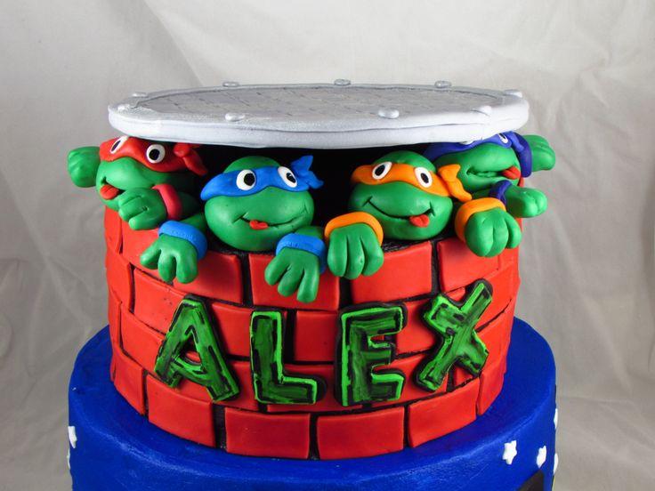 77 best Sams Ninja Turtle Party images on Pinterest Ninja turtle