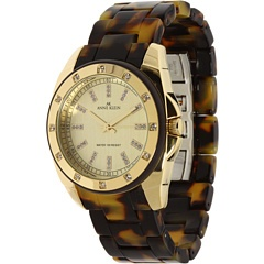 love tortoise shell watches. anne klein $55
