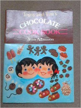 Topsy and Tim's Chocolate Cook Book Jean Adamson