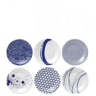 Pacific Plates 16cm (Set of 6)