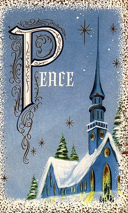 готические открытки с рождеством предлагаем