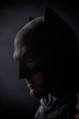 Ben Affleck as Batman in Batman v. Superman: Dawn of Justice