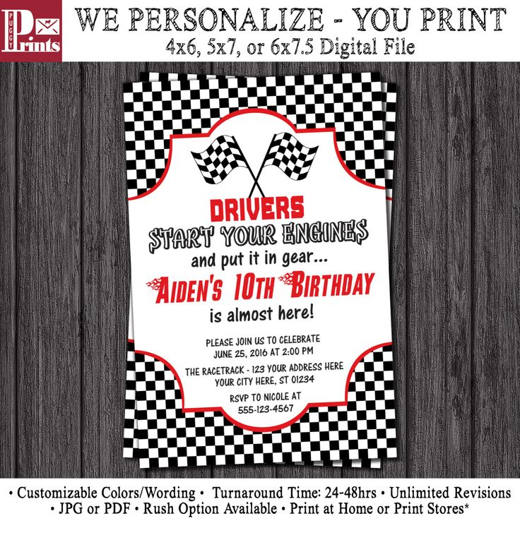 Best 25+ Nascar party ideas on Pinterest | Race car birthday, Hot ...