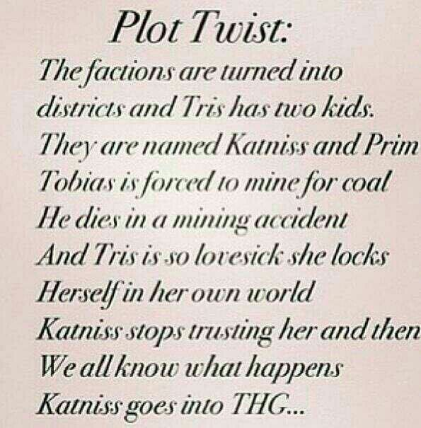 Plot twist of all plot twists.