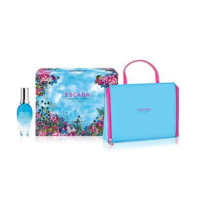 Escada Turquoise Summer Gift Set 30ml   Fragrance Direct