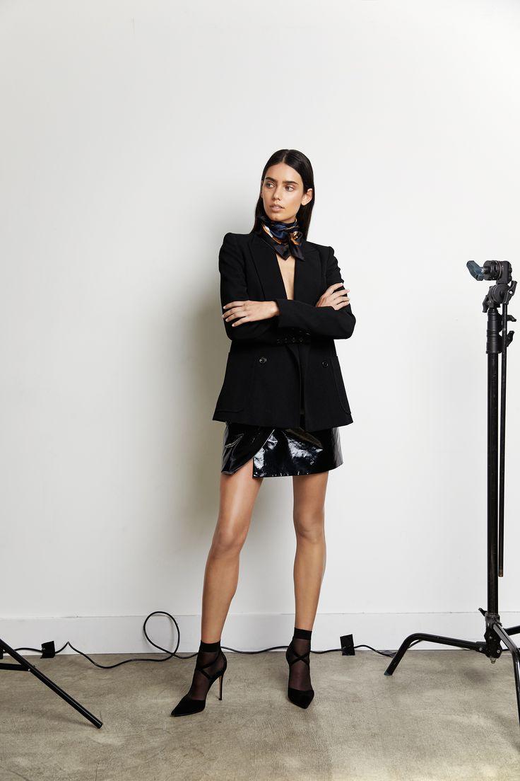 Photographer: Ana Suntay-Tañedo // @anajst Assistant Photographer: Jessica Rolfe // @jessicarolfe1 Stylist: Talisa Sutton (Badlands Studio) // @talisa_sutton & @badlands.studio Hair & Make-Up Artist: Kristin Brett // @kristinbrettmakeup Model: Talia from CHIC Model Management  // @Talia_berman #66thelabel