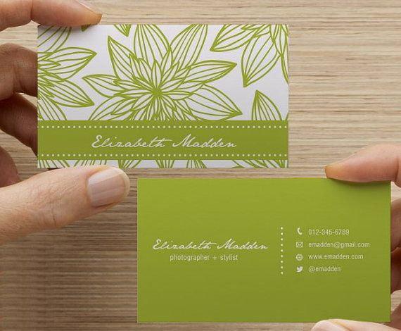21 best Business card images on Pinterest
