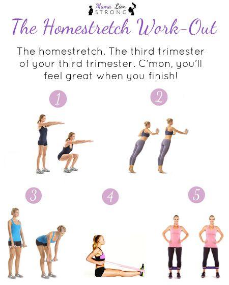 Best 25+ Third trimester workout ideas on Pinterest