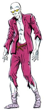 Caliban of the Morlocks - Marvel Universe Wiki: The definitive online source for Marvel super hero bios.°°