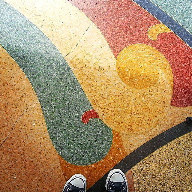 #lookdown #inthepavement #architecture #patterns #shapes #vintage #retro #antique #fromabove #fromwhereistand #hiddensydney #mycityofsydney #SydneyLocal #igerssydney #icu_aussies #sydney_insta #converse #Cons #footpath #shoes #artdeco #addictedtodeco #1920s #historyofsydney #heritage #historic