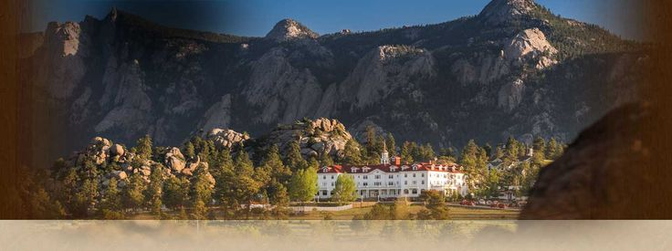 "Spooky tales from Colorado's Stanley Hotel are well-known, but now one of the hotel's most famous ghosts, ""Lucy"", may have been captured on film for the first time."