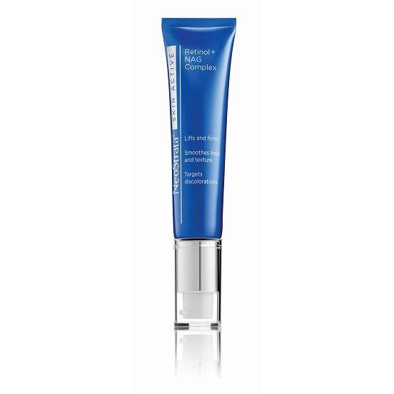 Retinol + NAG Complex recommended by marine baggot, video re eye cream mar 18
