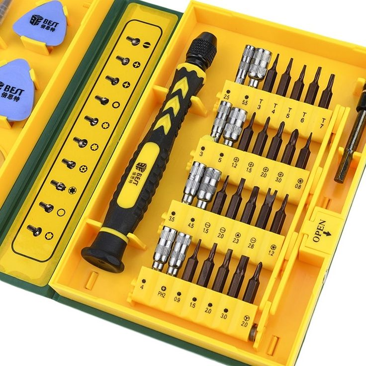 182.99$  Watch here - http://alip2c.worldwells.pw/go.php?t=32650569378 - 38 in 1 Professional Repair Tools Kit Combination Screwdrivers Bits Set For Mobile Phone Laptop Tablet PC Repair Replacement 182.99$