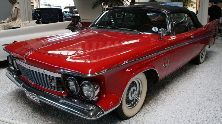 Chrysler ImperialAutomobiles, Automotive, 1961 Chrysler, Classic Cars, Art, Chrysler Imperial, 1961 Imperial, Imperial Crowns, Crowns Convertible