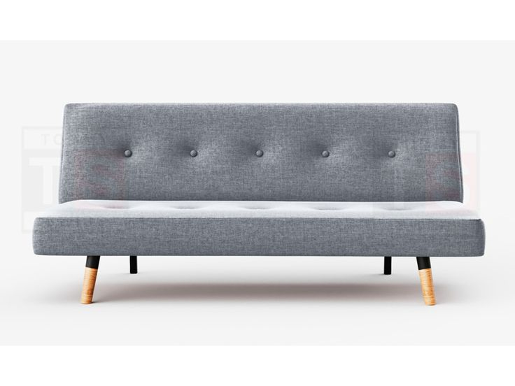 Fabric Sofa Bed (Henley Collection, Grey)