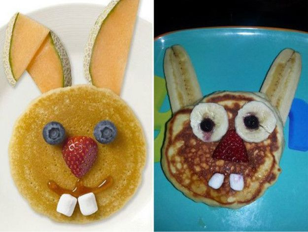 This beautiful bunny: | 26 Cooking Fails That Will Make You Laugh Way Harder Than You Should