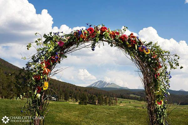 Wedding Ceremony Ideas Flower Covered Wedding Arch: 17 Best Ideas About Wood Wedding Arches On Pinterest