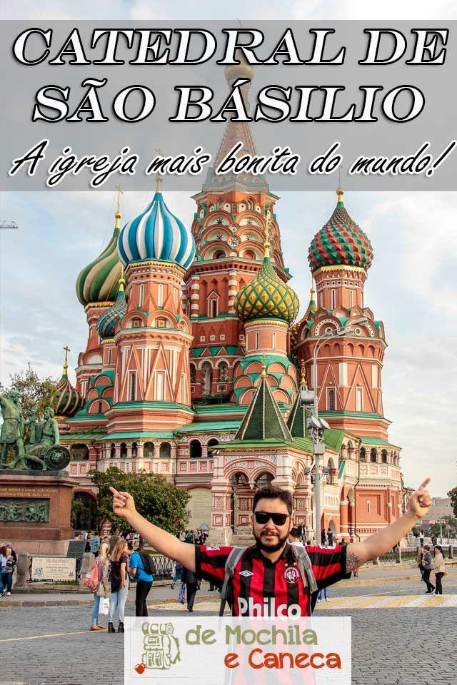 Russia Catedral de São Basílio