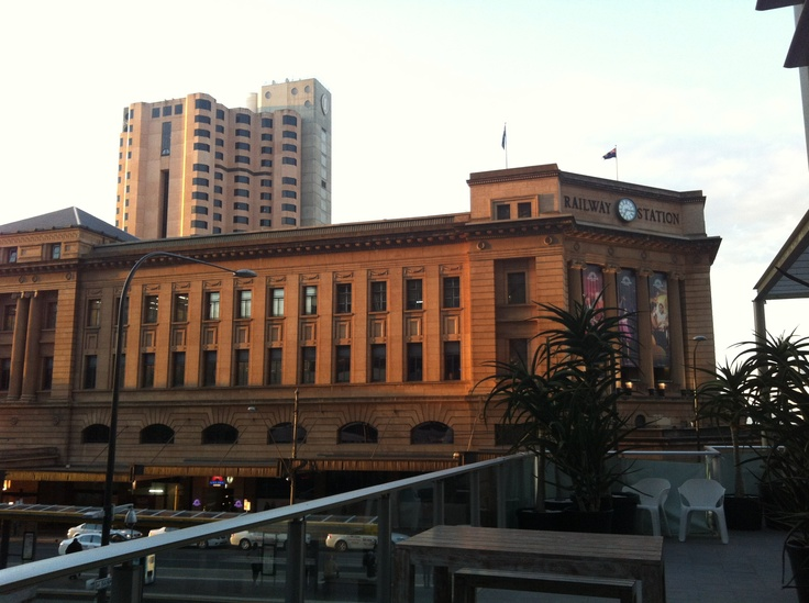 Adelaide, South Australia :)