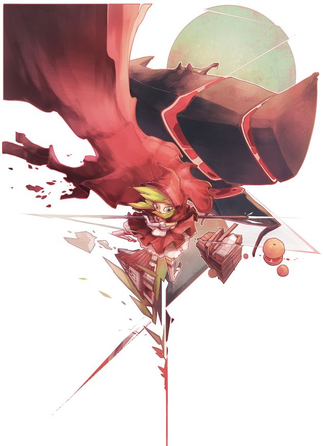 Vengeance by Tan Zhi Hui