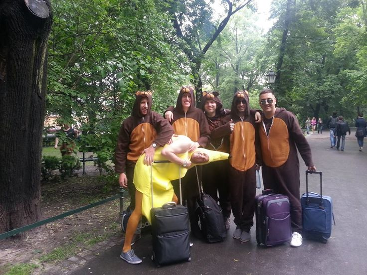 Crazy stag party in Krakow? https://www.facebook.com/Stagpartyinkrakow?ref=bookmarks