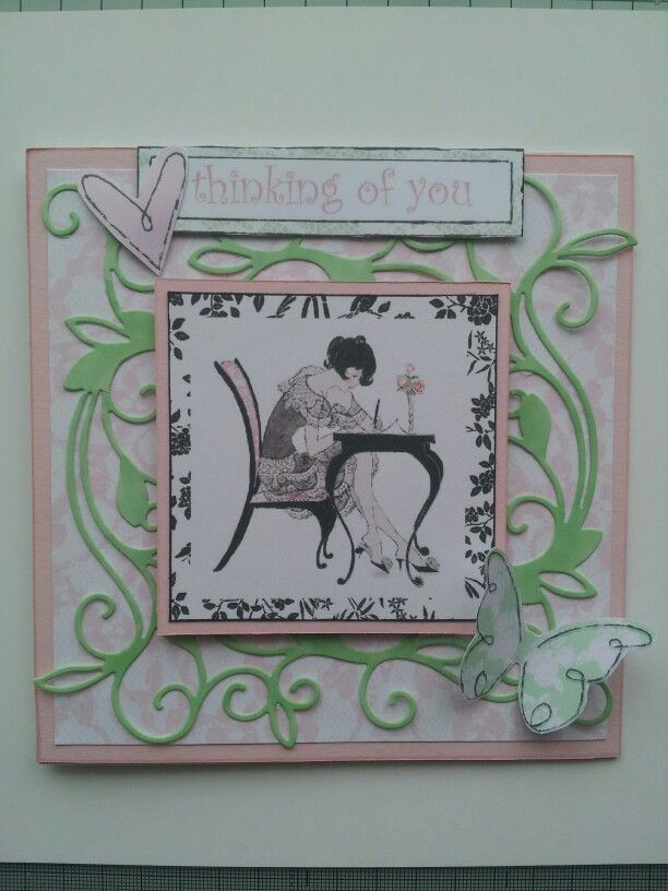 Frou Frou Cd crafting