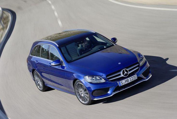 C-Class Estate (S205) Mercedes sale - http://autotras.com