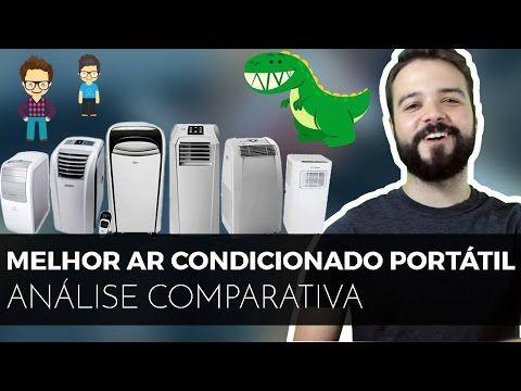 Ar condicionado by Gilson Eletricista: Ar condicionado portátil é bom ?