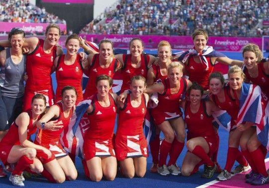 Great Britain Women Win Olympic Hockey Bronze With Emphatic Performance